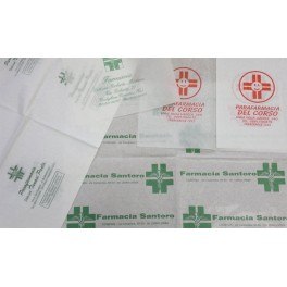 Carta Kraft bianco G.31 Prsonalizzata